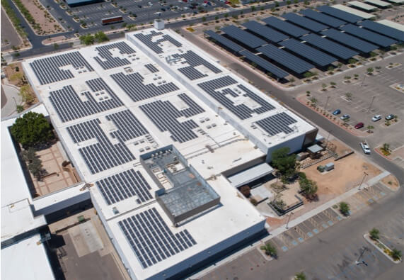 Empower Energies Completes Construction on a 3.6 MW Solar Rooftop and Parking Canopy Project