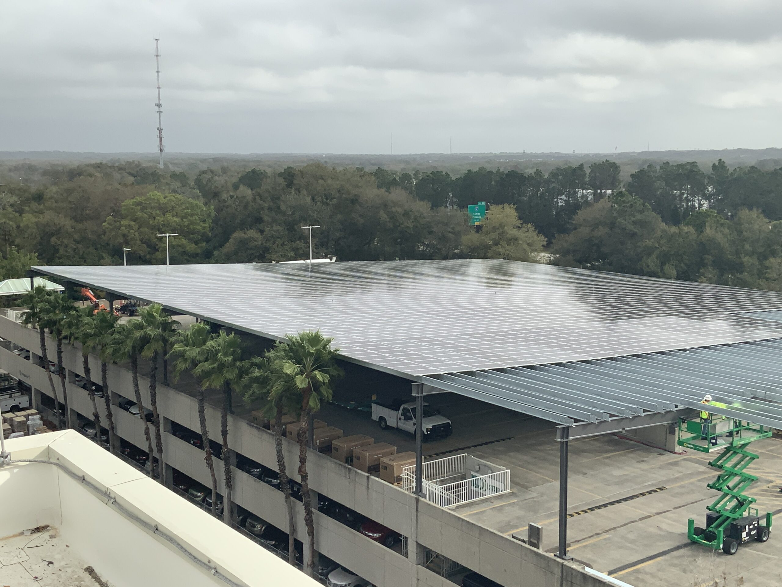The Little-known Benefits of Solar Canopies and Carports